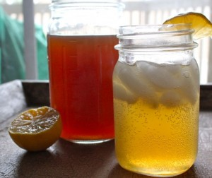 Piloncillo Gingerale with Meyer Lemon