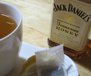 Jack Daniels Honey Hot Toddy