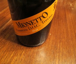 Mionetti Prosecco Review