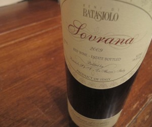 Sovrana Barbera d&#039;Asti 2009 Review