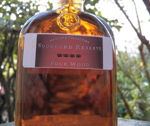 Woodford Four Wood Bourbon Review