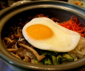 Bibimbap: Korea's Favorite Rice