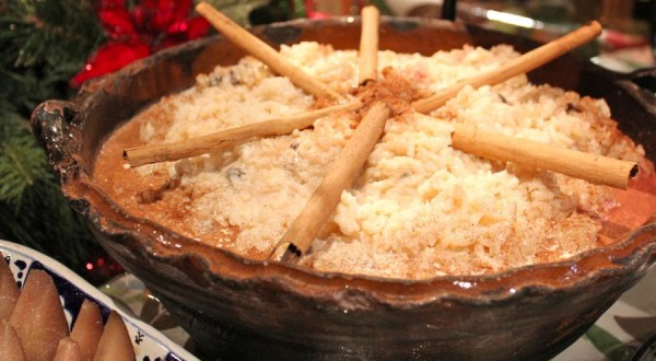 Arroz Con Leche: Mexican Rice Pudding