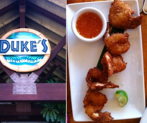 Duke's Malibu: Great Views, Mediocre Cuisine