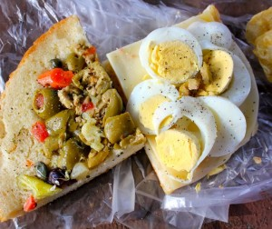 Central Grocery Muffuletta: Daring to Go Meatless