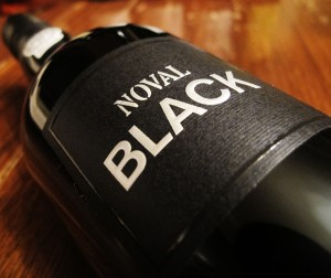 Noval Black Port Wine