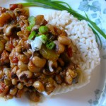 Cabbage and Black-Eyed Peas