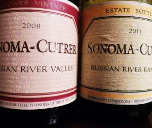 Sonoma-Cutrer Wines: Great for the Holiday Season