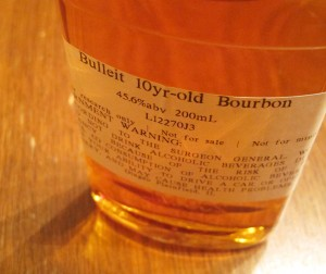 Bulleit 10 Year Bourbon Review