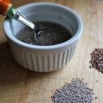 Eggless Baking With Chia and Flax Seeds