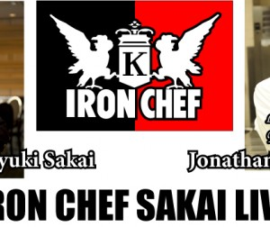 Iron Chef Sakai in Los Angeles