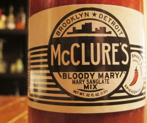 McClure&#039;s Bloody Mary Mix