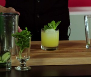 Video: Will Smith Mocktail