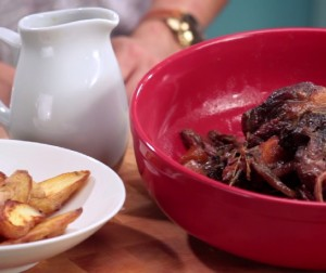 Video: Braised Lamb Shank