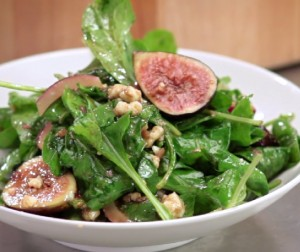 Video: Arugula Salad With Honey Vinaigrette and Blue Cheese